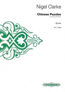 Chinese Puzzles SCORE